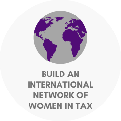build an international network of women in tax